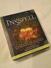 Inkspell by: Cornelia Funke Audiobook C.D. Narrated by: Brendan Fraser