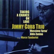 JIMMY COBB TRIO FEAT. MARCO TAMBURINI / TAKING A CHANCE ON LOVE