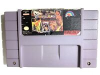 ****WWF Super Wrestlemania - WWE - SNES Nintendo Game Tested & Working!