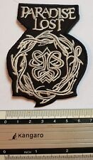 Paradise Lost - shape - patch - FREE SHIPPING !!!