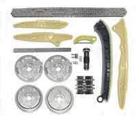 Steuerkettensatz Mercedes W211 S211 W212 E280 E300  Nockenwellenversteller M272