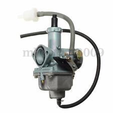 Carburetor Carb & Throttle Cable For Honda ATC185 ATC185S ATC200 ATC200S