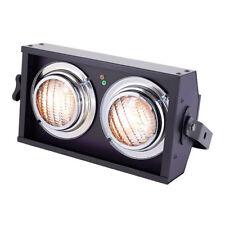 Showtec stageblinder 2 Dmx 2 X 650 W Blinder iluminación de la etapa