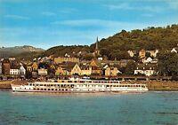 BG33120 linz am rhein germany berlin   ship bateaux