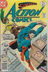 ACTION COMICS #469 - Back Issue (S)
