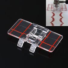 Parallel Stitch Foot Presser for Domestic multi-purpose Sewing Machine Sew Tool