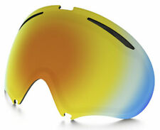 Oakley A-Frame 2.0 Snow Goggle Replacement Lens - Fire Iridium 59-686