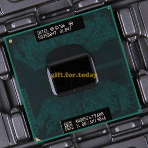 Intel Core 2 Duo T9600 SLB47 2.8GHz Dual-Core CPU Processor