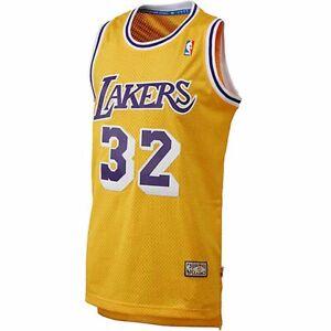 Adidas - NBA LAKERS JOHNSON SWINGMAN JERSEY - CANOTTA BASKET - art.  L70683