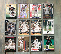 Mike Mussina MLB 12 Card Lot - Baltimore Orioles & NY Yankees; HOF, All-Star