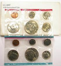1978 UNITED STATES MINT SET -ORIGINAL PACKAGING-