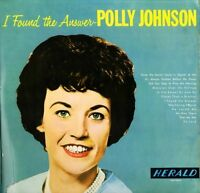 POLLY JOHNSON i found the answer LLR 557 uk herald LP PS EX/EX