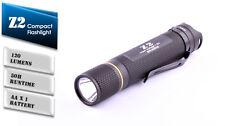 Solarforce Z2 4 Mode Cree XP-G2 R5 LED 120 Lumens AA Compact Flashlight - Black