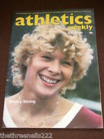 ATHLETICS WEEKLY - SHIRLEY STRONG - APRIL 7 1984