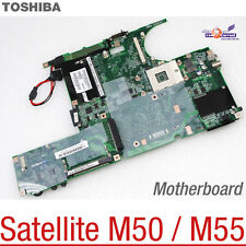 MOTHERBOARD TOSHIBA SATELLITE M50 M55 K000030040 NEW NOTEBOOK MAINBOARD NEW 089