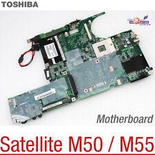 MOTHERBOARD TOSHIBA SATELLITE M50 M55 K000030040 NEW NOTEBOOK MAINBOARD NEU 089