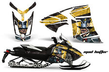 Snowmobile Graphic Kit Decal Wrap For Ski-Doo Rev XR GSX Summit 2013+ HATTER Y K