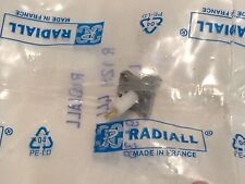 Radiall R128444201 bma male panel mount plug (x1) fd6j30