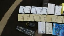 X-10 home automation lot remotes