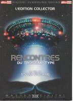 Rencontres Du Troisieme Type DVD édition collector steven spielberg 2dvd