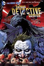 BATMAN DETECTIVE COMICS VOL #1 TPB Faces of Death #1-7 DC NEW 52 TP Tony Daniel