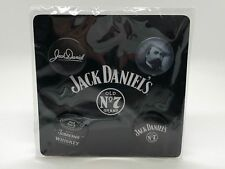 JACK DANIELS BADGE SET - BRAND NEW AND SEALED- FOUR 4 BADGES PIN