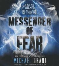 Messenger of Fear by Michael Grant (2014, CD)