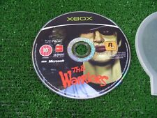 ORIGINAL XBOX GAME 'THE WARRIORS' **DISC ONLY