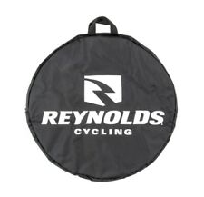 Reynolds Padded Single Wheel Bag 700c Black Road Bike Triathlon Handle Travel