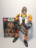 Lego Star Wars Poe Dameron Set 75115  Complete/Instructions *REDUCED PRICE*