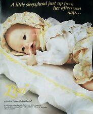 Ashton Drake  Yolanda Bello picture perfect babies. LISA. New in box