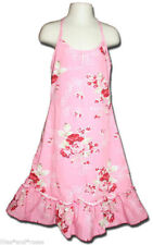 As New DIVINE Custom Boutique Size 5-6 ROSE PRINT Flamenco DRESS