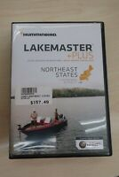 Humminbird LakeMaster Chart NorthEast States PLUS - MicroSD - Version 2 V2
