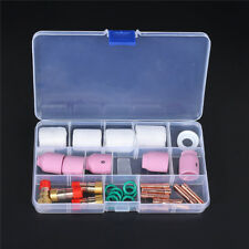 30pcs TIG Gas Lens Collet Body Assorted Size Fit Welding Torch WP17/18/26