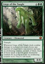 Liege of the Tangle // Foil // NM // Scars of Mirrodin // engl. // Magic