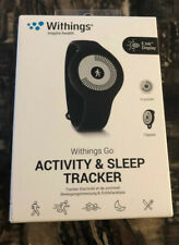 WITHINGS GO ACTIVITY & SLEEP TRACKER WATCH BRAND NEW SEALED!!! (includes Clip)