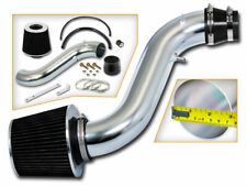 Short Ram Air Intake Kit +BLACK Filter for 90-93 Honda Accord 2.2 L4 DX LX EX SE