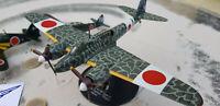Bomber Ki - 45 TORYU Nick ZERO Japan  1943  1:72 Metal Atlas / Aircraft / YAKAiR