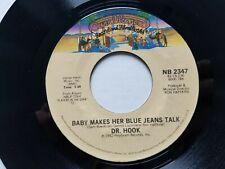 DR. HOOK - Baby Makes Her Blue Jeans Talk / The Turn On 1982 POP ROCK Casablanca