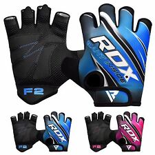 RDX Fitness Handschuhe Sports Training Gewichtheben Kraftsporthand Gym DE