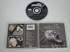 THE PRODIGY/MUSICA FOR THE JILTED GENERATION(XL/INT 847.903) CD ALBUM