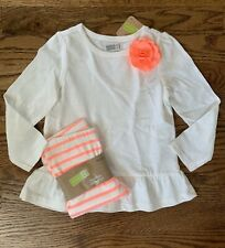 NWT Crazy 8 Outfit 18 24 Months Tunic Leggings