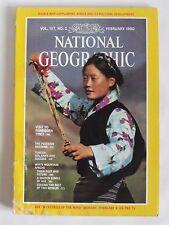 National Geographic Magazine... February 1980... Vol. 157, No. 2