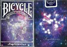 Bicycle Constellation Series - Sagittarius Playing Cards - Prototype LE -SEALED