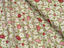 Baumwoll Stoff • Santoro • La Vie En Rose •  rose trellis • Quilt Stoff • 0,5m