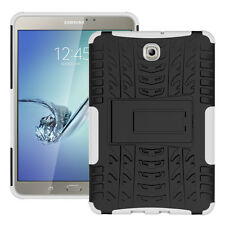 Heavy Duty Rubber Tablet Cover Case For Samsung Galaxy Tab S2 8.0/9.7 T710 T810