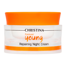 Christina Forever Young Repairing Night Cream 50ml Skin Care Anti Aging Products