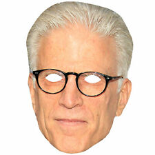 Ted Danson Celebrity Masks Michael The Good Place Party Costume Mask Wholesale