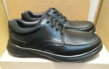 Clarks 'Cotrell Edge' Men's Ortholite® Casual Everyday Shoes - Black - UK 6 H