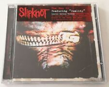 SLIPKNOT VOL.3 THE SUBLIMINAL VERSES CD ALBUM BUONO SPED GRATIS SU + ACQUISTI
